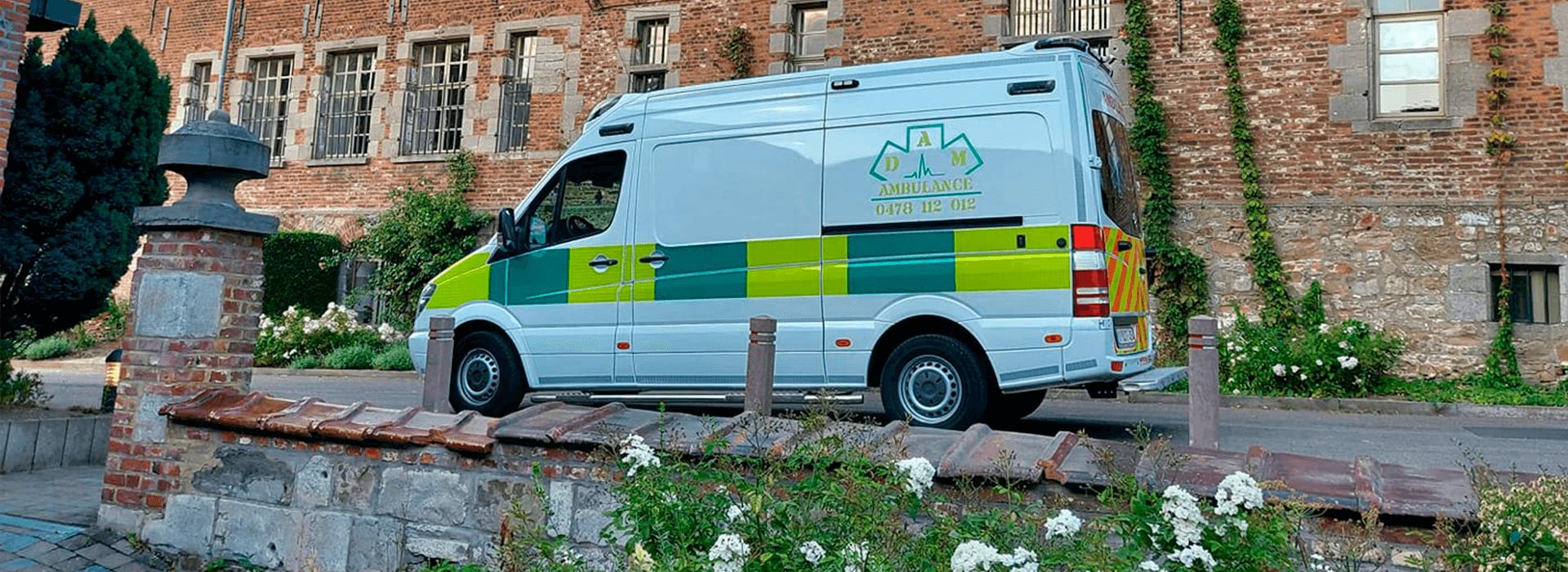 Ambulance Dam Ambulance
